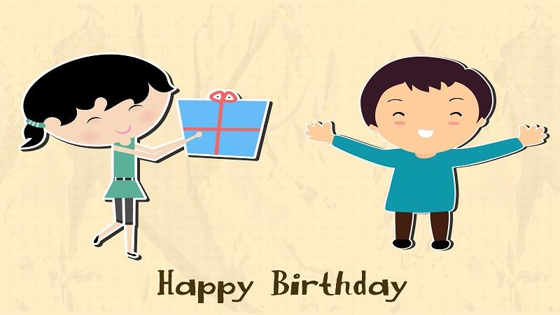 Popular greetings cards for Birthday - Happy birthday friend!