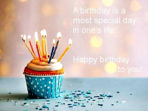 Greetings Cards for Birthday - Happy birthday special day