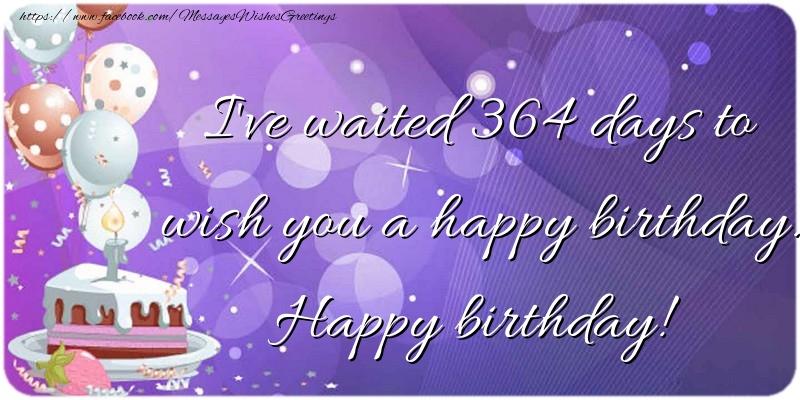 Popular greetings cards for Birthday - Happy birthday!