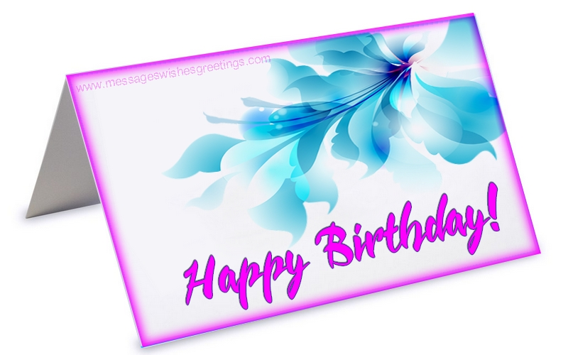 Greetings Cards for Birthday - Happy Birthday! - messageswishesgreetings.com