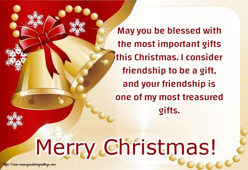 Greetings Cards for Christmas - Merry Christmas!