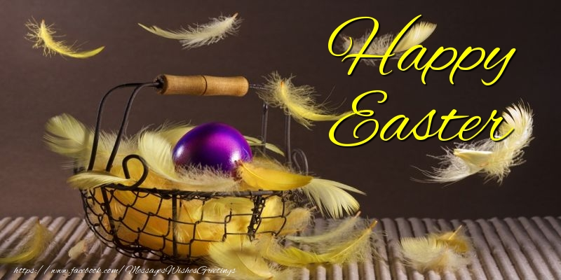 Greetings Cards for Easter - HappyEaster