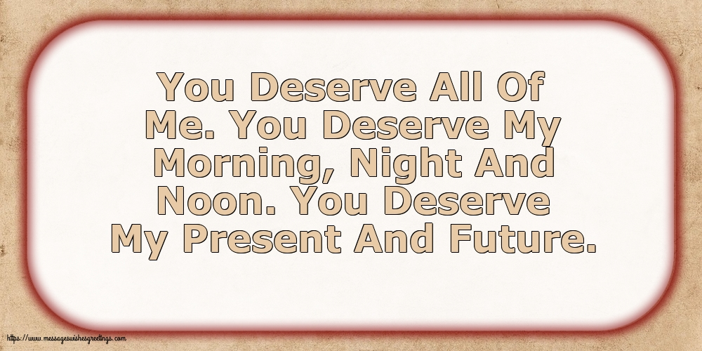 Popular greetings cards about Family - You Deserve All Of