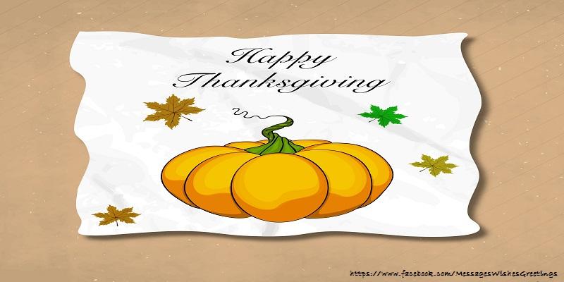 Greetings Cards Thanksgiving - Thanksgiving