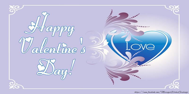 Valentine's Day Happy Valentine's Day!