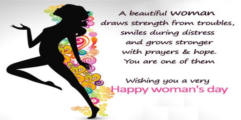 Women's Day Happy Women's day!