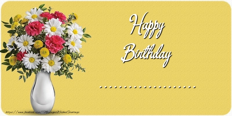 Custom Greetings Cards for Birthday - Happy Birthday ...