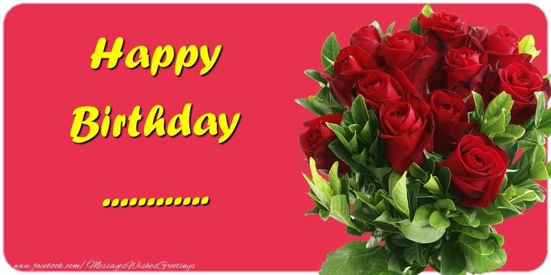 Custom Greetings Cards for Birthday - Happy Birthday ...