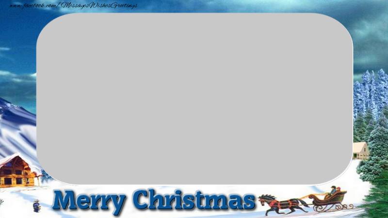 Custom Greetings Cards for Christmas - Craciun Fericit!