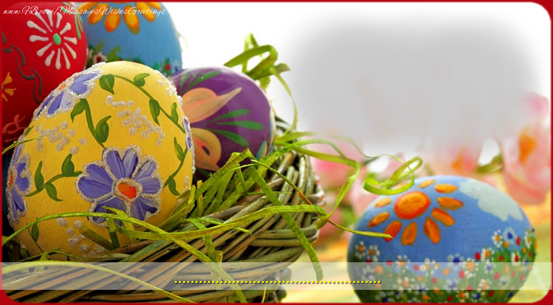 Custom Greetings Cards for Easter - ...