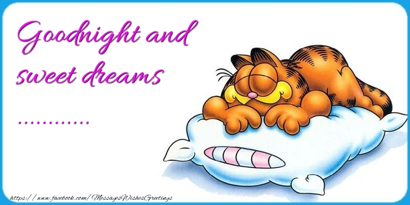 Custom Greetings Cards for Good night - Goodnight and sweet dreams ...