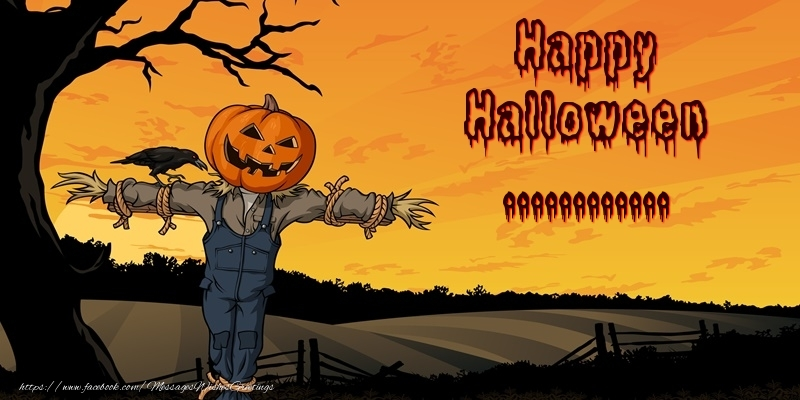 Custom Greetings Cards for Halloween - Happy Halloween ...
