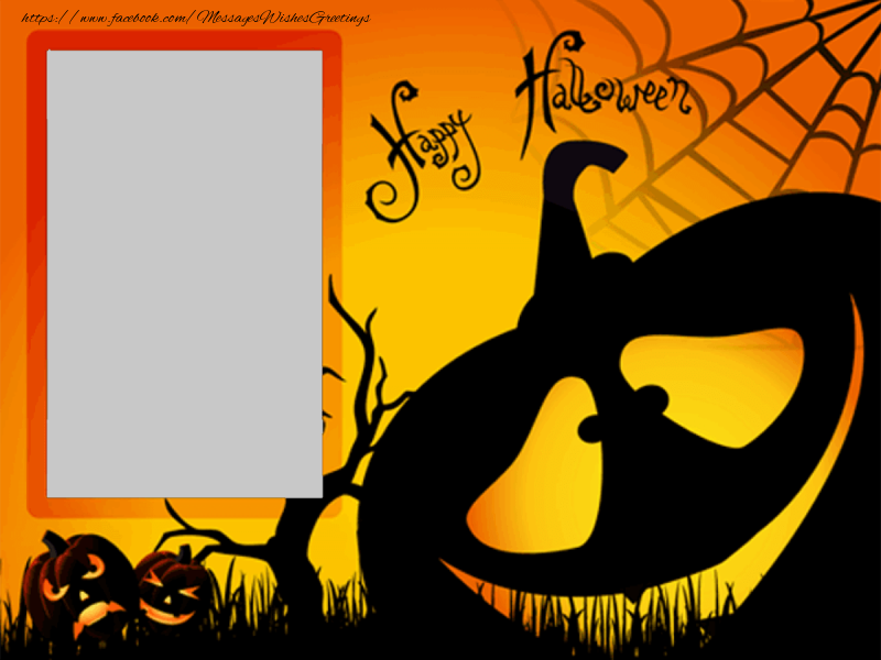Custom Greetings Cards for Halloween - Halloween