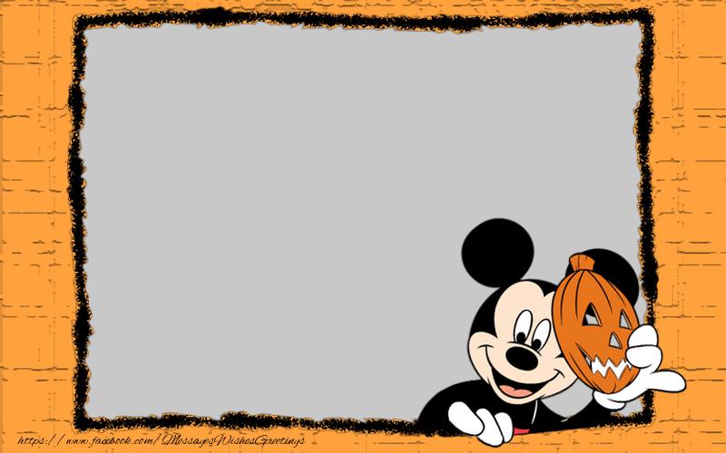 Custom Greetings Cards for Halloween - Halloween