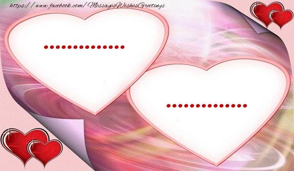 Custom Greetings Cards for Love - ... ...