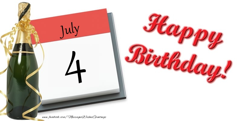 Greetings cards of 4 july happy birthday july 4 download ecard for m4hsunfo Image collections