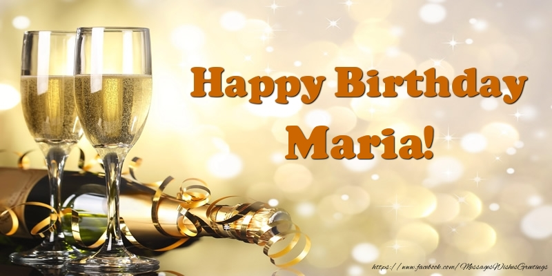 Happy Birthday Maria Cake Images