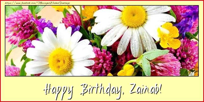 Happy Birthday Wishes Zainab Happy Birthday Messages Happy