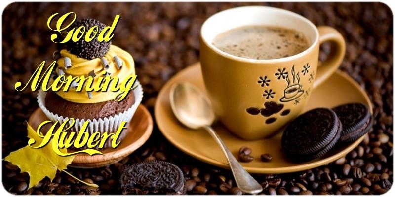Greetings Cards for Good morning - Good Morning Hubert