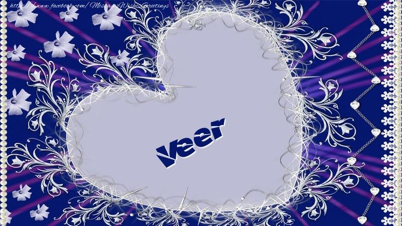 Greetings Cards for Love - Veer