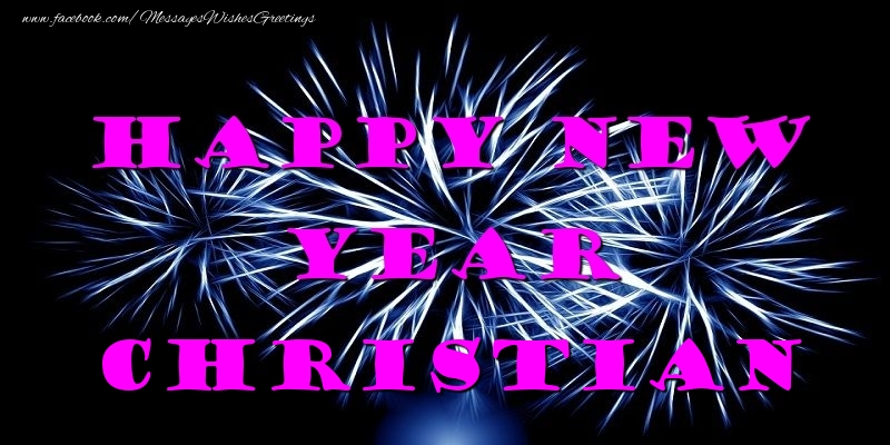 Christian greetings cards for new year messageswishesgreetings greetings cards for new year happy new year christian m4hsunfo