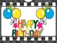 Happy Birthday To You! Animated Greetings card